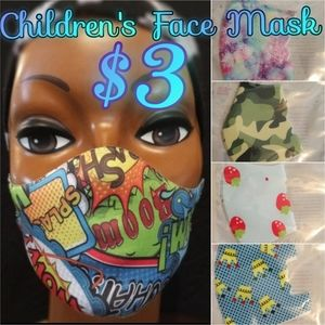Children's Face Mask